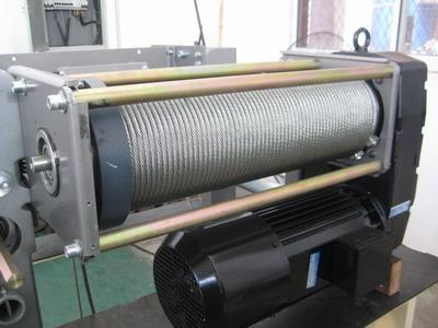 单梁标准低净空钢丝绳电动葫芦