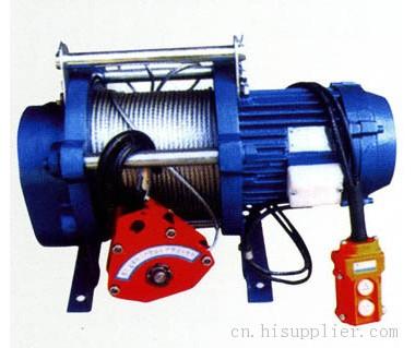 电动葫芦提升机 electric