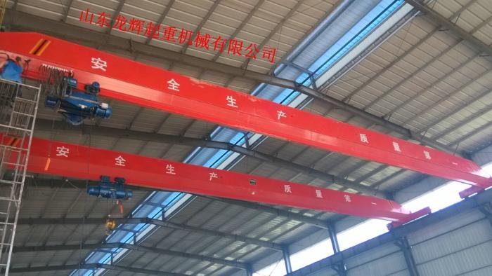 LD型电动葫芦单梁起重机