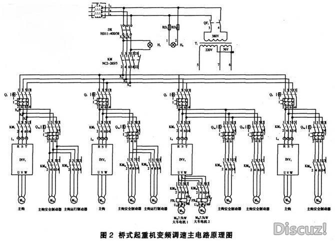 内接制动电阻消耗这部分